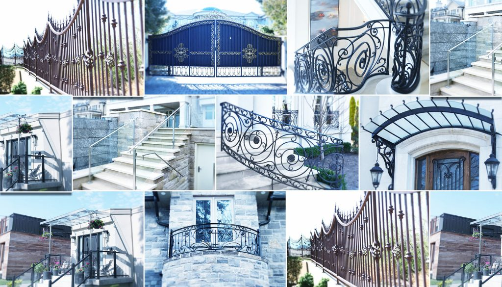 about us railings body