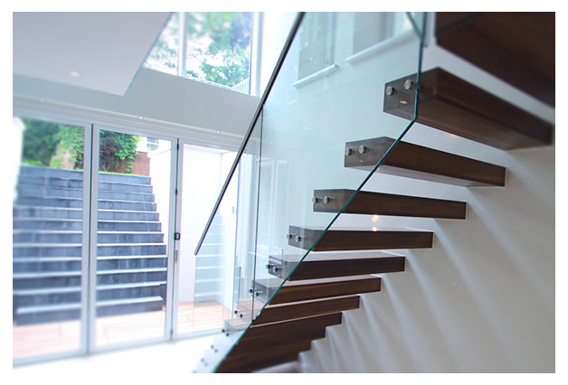 Interior Glass Railings