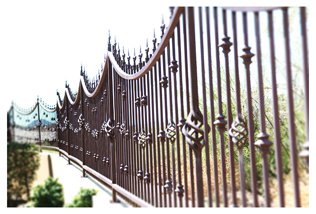 Wrought-Iron-Fences